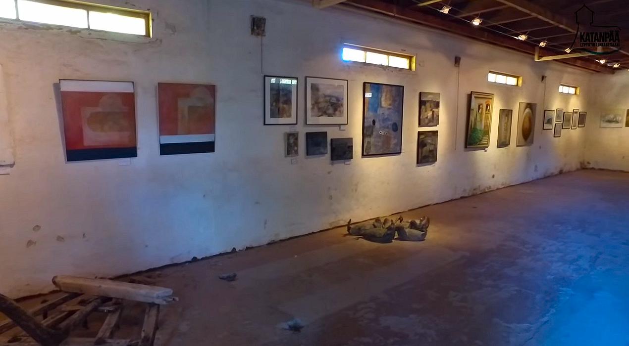 Taidenäyttely 2020